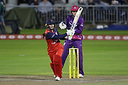 Lancashire Thunders Sune Luus during the Women's Cricket Super League match between Lancashire Thunder and Loughborough Lightning at the Emirates, Old Trafford, Manchester, United Kingdom on 20 August 2019.
