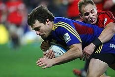 Dunedin - Super 15 Rugby, Highlanders v Crusaders