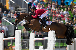 Farrington Kent, USA, Voyeur<br /> Olympic Games Rio 2016<br /> © Hippo Foto - Dirk Caremans<br /> 17/08/16