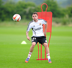 Bristol City's Paul Anderson - Photo mandatory by-line: Dougie Allward/JMP - Tel: Mobile: 07966 386802 28/06/2013 - SPORT - FOOTBALL - Bristol -  Bristol City - Pre Season Training - Npower League One