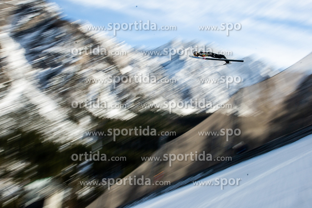Ryoyu Kobayashi (JPN) during the 1st Round of the Ski Flying Hill Individual Competition at Day 2 of FIS Ski Jumping World Cup Final 2019, on March 22, 2019 in Planica, Slovenia.  Photo by Matic Ritonja / Sportida