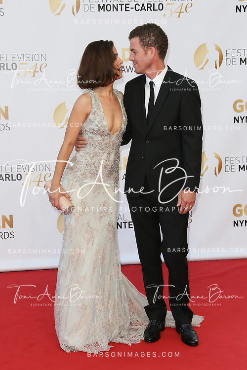 MONTE-CARLO, MONACO - JUNE 11:  Ana Ortiz attends the Closing Ceremony and Golden Nymph Awards of the 54th Monte Carlo TV Festival on June 11, 2014 in Monte-Carlo, Monaco.  (Photo by Tony Barson/FilmMagic)