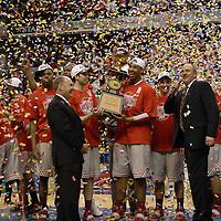 2011 Big Ten Tournament - Ohio State vs Penn State