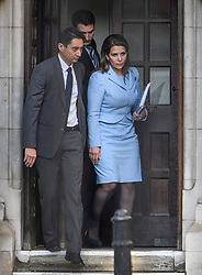 © Licensed to London News Pictures. 11/12/2019. London, UK. PRINCESS HAYA BINT AL HUSSEIN is seen leaving The Family Court devision of the Royal Courts of Justice in London on the final day of a legal dispute over custody of her children with Sheikh Mohammed bin Rashid Al Maktoum. Princess Haya Bint Al Hussein has applied for a protection order and is seeking wardship of her children. Photo credit: Ben Cawthra/LNP