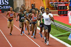 July 20, 2018 - Monaco - 800 metres femmes - Caster Semenya  (Credit Image: © Panoramic via ZUMA Press)