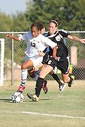 OC Women's Soccer vs Oklahoma Baptist - 9/19/2006