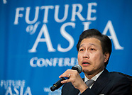20170915 Dominic Ng speaks in the Future of Asia Conference
