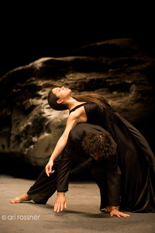 First representation of the company in Paris after Pina Bausch's death&lt;br&gt;<br /> Silvia Farias Heredia, Jorge Puerta Armenta