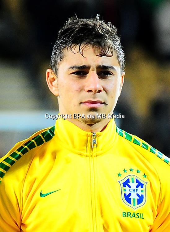 Fifa Men&acute;s Tournament - Olympic Games Rio 2016 - <br /> Brazil National Team - <br /> Joao Pedro Maturano dos Santos