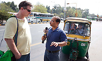 NEW DELHI India ; media , journalist, press<br /> Norbert Klienherenbrink.