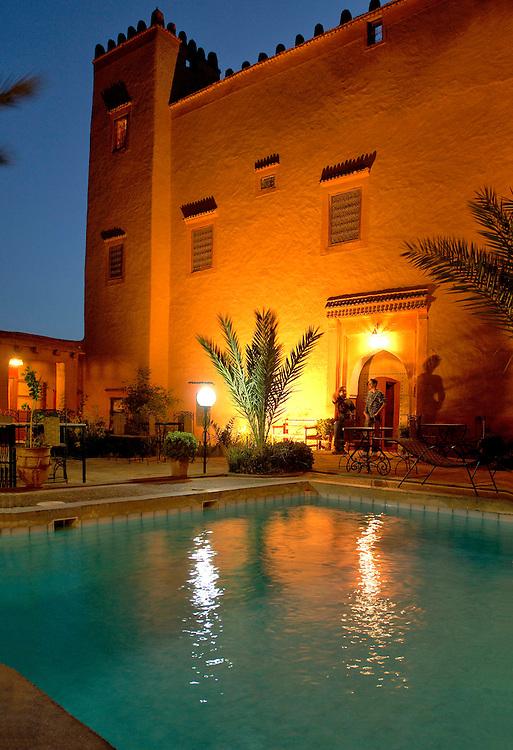 Hotel Kasbah Tomboctou, Tinerhir, Morocco