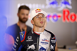 August 31, 2019, Spa-Francorchamps, Belgium: Motorsports: FIA Formula One World Championship 2019, Grand Prix of Belgium, ..#10 Pierre Gasly (FRA, Red Bull Toro Rosso Honda) (Credit Image: © Hoch Zwei via ZUMA Wire)