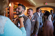 Westchester Wedding at Harvest on Hudson in Hastings-on-Hudson in Westchester, New York (Photos by Ben Hider)