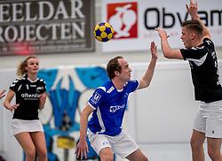 27-01-2018 NED: OVVO/De Kroon - Oost Arnhem, Maarssen<br /> De korfballers/sters uit Arnhem winnen met 24 - 22 /