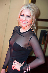 © Licensed to London News Pictures 09/02/2011 London, UK. .Heidi Range arrives at the Waldorf Hotel, London for the seventh Tesco Mum of the Year Awards..Photo credit : Simon Jacobs/LNP
