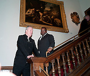 MARK NASH; ISAAC JULIEN, Founding Fellows 2010 Award Ceremony. Foundling Museum on Monday  8 March