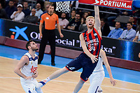 Baskonia's Kim Tillie during Semi Finals match of 2017 King's Cup at Fernando Buesa Arena in Vitoria, Spain. February 18, 2017. (ALTERPHOTOS/BorjaB.Hojas)