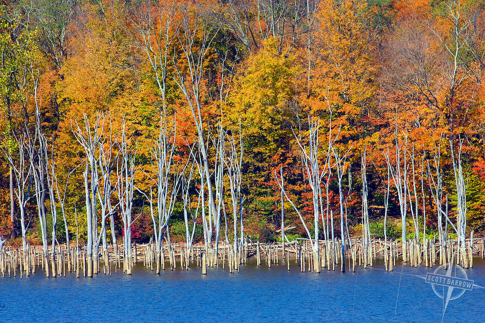 Monksville Reservoir in Passaic County, NJ