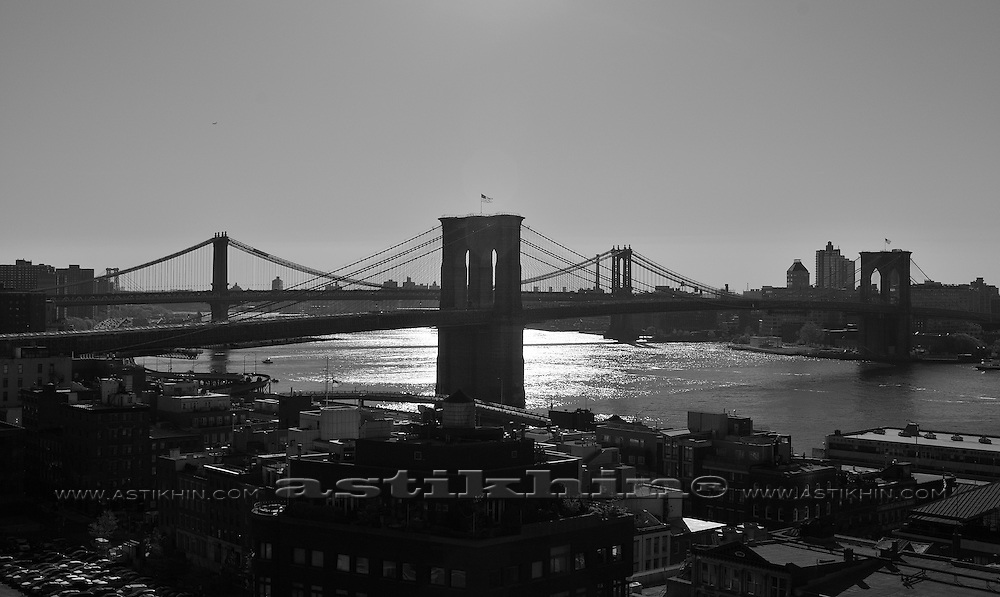 View on East River.