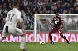 May 3, 2019 - Torino, Torino, Italia - Foto LaPresse - Fabio Ferrari.03 Maggio 2019 Torino, Italia .Sport.Calcio.ESCLUSIVA TORINO FC.Juventus Fc vs Torino Fc - Campionato di calcio Serie A TIM 2018/2019 - Allianz Stadium..Nella foto:Nicolas Nkoulou (Torino Fc); ..Photo LaPresse - Fabio Ferrari.May 03, 2019 Turin, Italy.sport.soccer.EXCLUSIVE TORINO FC.Juventus Fc vs Torino Fc - Italian Football Championship League A TIM 2018/2019 - Allianz Stadium..In the pic:Nicolas Nkoulou  (Credit Image: © Fabio Ferrari/Lapresse via ZUMA Press)