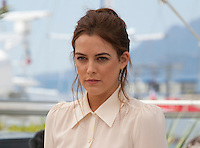 Actress Riley Keough at the American Honey film photo call at the 69th Cannes Film Festival Sunday 15th May 2016, Cannes, France. Photography: Doreen Kennedy