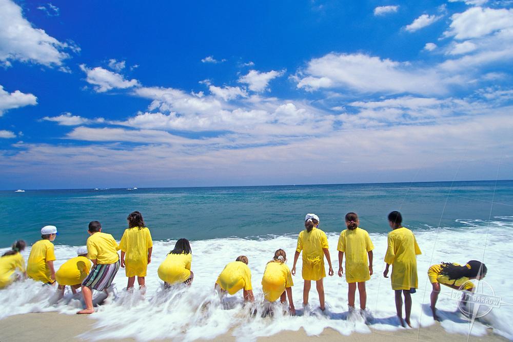 Kids at the Beach, Belmar