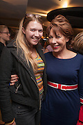 GEORGINA ROBERTSON; KATHY LETTE, BULLY BOY by Sandi Toksvig, St. James Theatre, 12 Palace Street, London. 19 September 2012