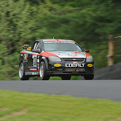 May 23, 2009; Lakeville, CT, USA; The GS Motorsports Chevy Cobalt SS races during the Grand-Am Koni Sports Car Challenge series competition during the Memorial Day Road Racing Classic weekend at Lime Rock Park.