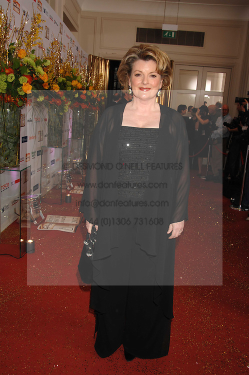 Actress BRENDA BLETHYN at the Galaxy British Book Awards 2007 - The Nibbies held at the Grosvenor house Hotel, Park Lane, London on 28th March 2007.<br /><br />NON EXCLUSIVE - WORLD RIGHTS