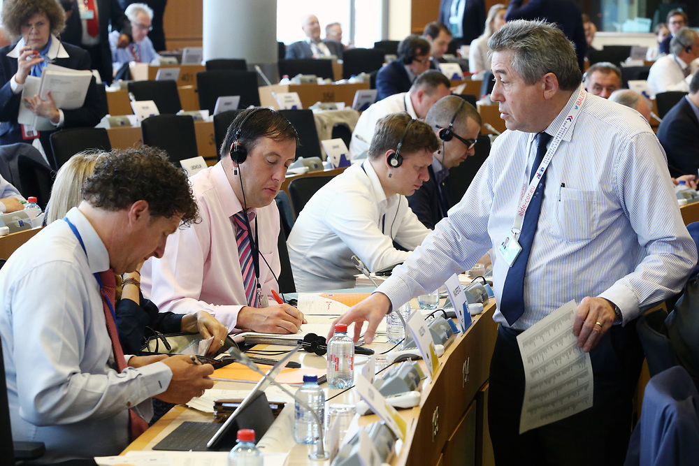 12 May 2017, 123rd Plenary Session of the European Committee of the Regions <br /> Belgium - Brussels - May 2017 <br /> <br /> &copy; European Union / Patrick Mascart