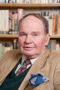 Sir Michael Wheeler-Booth, Governor, Magdalen College School 2010, Photographed in the school library.