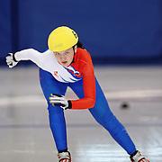 Llsiyar Sharafutdinova - Short Track Speedskating Photos - 2009 Desert Classic Short Track