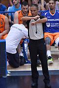DESCRIZIONE : Trento Nazionale Italia Uomini Trentino Basket Cup Italia Paesi Bassi Italy Netherlands <br /> GIOCATORE : Saverio Lanzarini arbitro<br /> CATEGORIA : arbitro<br /> SQUADRA : arbitro<br /> EVENTO : Trentino Basket Cup<br /> GARA : Italia Paesi Bassi Italy Netherlands<br /> DATA : 30/07/2015<br /> SPORT : Pallacanestro<br /> AUTORE : Agenzia Ciamillo-Castoria/Max.Ceretti<br /> Galleria : FIP Nazionali 2015<br /> Fotonotizia : Trento Nazionale Italia Uomini Trentino Basket Cup Italia Paesi Bassi Italy Netherlands