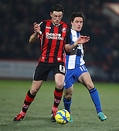 Bournemouth v Wigan Athletic 150113