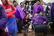 September 13, 2015, South Africa, Tshitanini village.