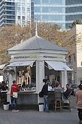 Israel, Tel Aviv, Rothschild Boulevard