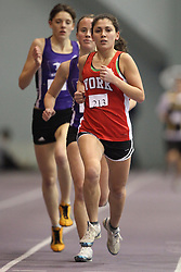London, Ontario ---11-01-22---   Carol Graham of the York Lions competes at the 2011 Don Wright meet at the University of Western Ontario, January 22, 2011..GEOFF ROBINS/Mundo Sport Images.