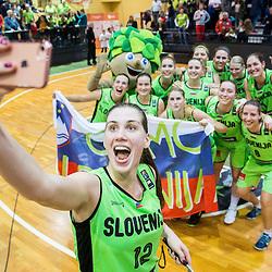 20161119: SLO, Basketball - EuroBasket Women 2017 qualifications, Slovenia vs Lithuania