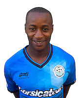 Birahima Tandia during photocall of Tours FC for new season of Ligue 2 on October 9th 2016<br /> Photo : Fct / Icon Sport
