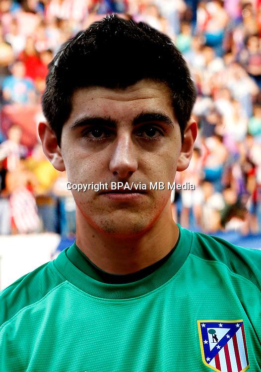 Thibaut Courtois ( Atlético Madrid )
