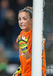 05.10.2016, Merkur Arena, Graz, AUT, CHL, SK Sturm Graz Damen vs FC Zuerich Frauen, Sechzehntelfinale, Hinspiel, im Bild Nicole Studer (Zuerich) // during the Round of 32, 1st Leg of the UEFA Womens Champions League between SK Sturm Graz Women and FC Zuerich Women at the Merkur Arena, Graz, Austria on 2016/10/05, EXPA Pictures © 2016, PhotoCredit: EXPA/ Dominik Angerer
