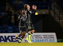 Joe Partington of Bristol Rovers cuts a frustrated figure - Mandatory by-line: Robbie Stephenson/JMP - 16/12/2017 - FOOTBALL - MEMS Priestfield Stadium - Gillingham, England - Gillingham v Bristol Rovers - Sky Bet League One