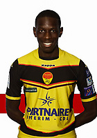Youssouf Traore during Photoshooting of Orleans for new season 2017/2018 on September 27, 2017 in Reims, France.<br /> Photo : Icon Sport