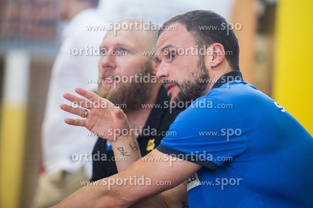 Uros Zorman during friendly match between Slovenia and Austria in Cerklje na Gorenjskem, Slovenia on 8th of June, 2019 .Photo by Peter Podobnik / Sportida