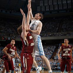 2012-01-07 Boston College at North Carolina basketball