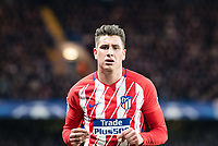 LONDON,ENGLAND - DECEMBER 05: Atletico Madrid (24) José Giménez during the UEFA Champions League group C match between Chelsea FC and Atletico Madrid at Stamford Bridge on December 5, 2017 in London, United Kingdom.  <br /> ( Photo by Sebastian Frej / MB Media )