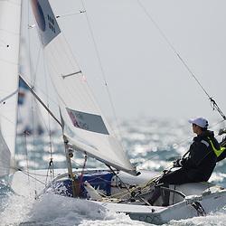 2012 Olympic Games London / Weymouth<br /> CHO SungMin, Park Gunwoo, (KOR, 470 Men)