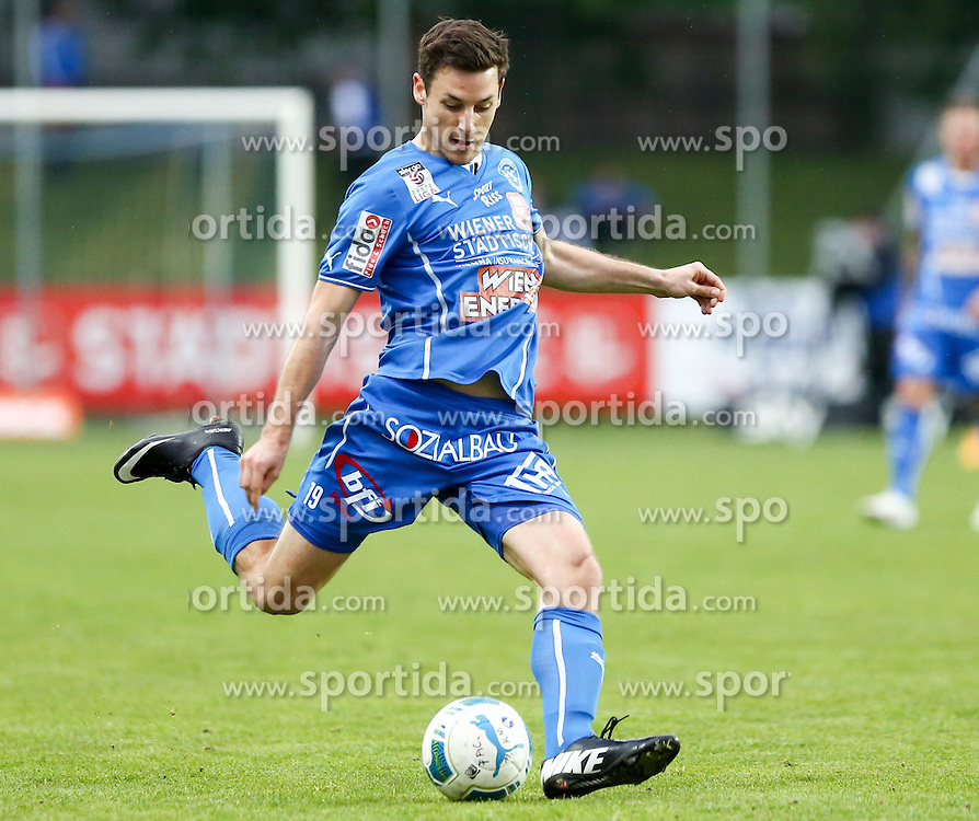01.05.2015, Sportplatz FAC, Wien, AUT, 2. FBL, Floridsdorfer AC vs KSV 1919, 31. Runde, im Bild Martin Stehlik (Floridsorfer AC) // during Austrian Football Second Bundesliga Match, 31th round, between Floridsdorfer AC and KSV 1919 at the Sportplatz FAC, Vienna, Austria on 2015/05/01. EXPA Pictures © 2015, PhotoCredit: EXPA/ Alexander Forst