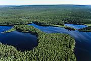 Otish Mountains proposed National PArk. Northern Quebec..Copyright Garth Lenz. Contact: lenz@islandnet.com www.garthlenz.com