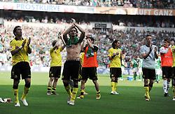 07.05.2011, Weserstadion, Bremen, GER, 1.FBL, Werder Bremen vs Borussia Dortmund, im Bild    EXPA Pictures © 2011, PhotoCredit: EXPA/ nph/  Frisch       ****** out of GER / SWE / CRO  / BEL ******